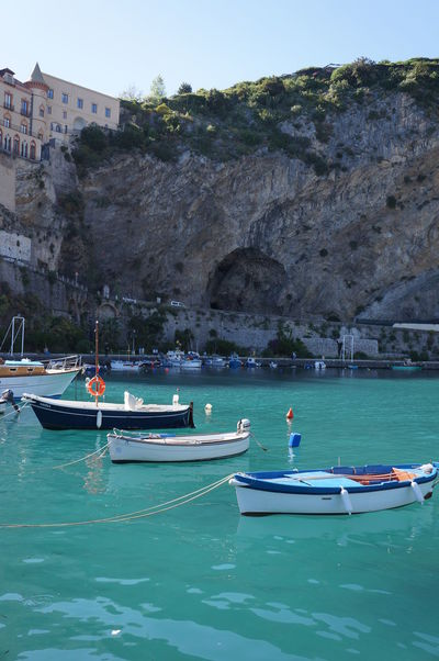 Boats Italy Nautical Vessel Outdoors Water Waterfront