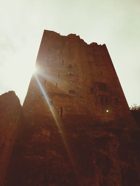 Castle Blarney Castle Ireland Old Buildings Traveling Sun Light And Shadow Eye4photography