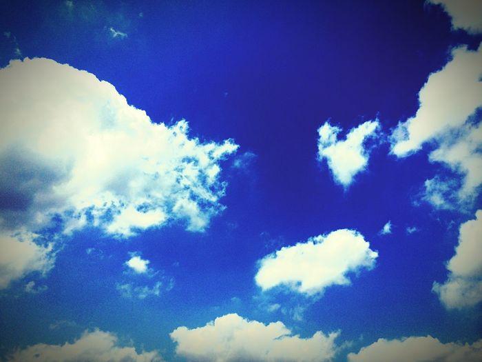 Like an angel in the sky!