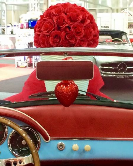 Valentine's Day  Classic Car Racing Legends
