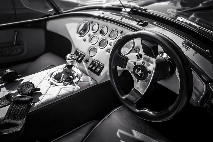 Car Transportation Vehicle Part Car Interior Mode Of Transport Gear Close-up Because Racecar! I Love Black And White Black & White Blackandwhite Blackandwhite Photography Black And White Monochrome Photography Monochrome Monochrome _ Collection