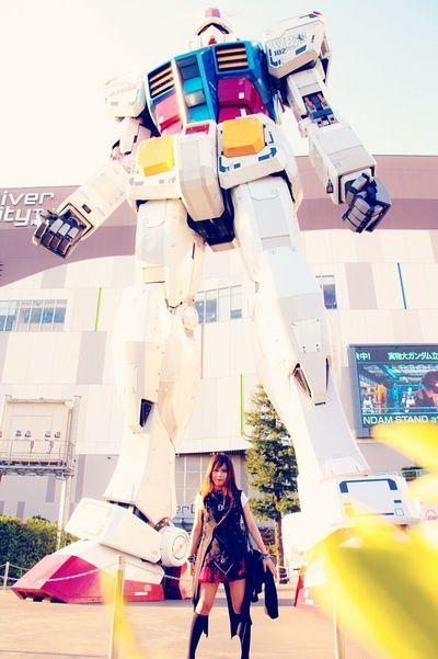 もえ あがれ、ガンダム!where is my char! Gundam Odaibacity Gundamfront
