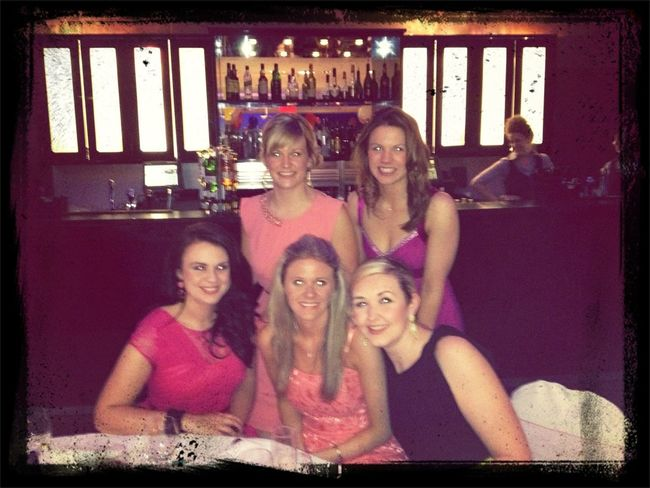 Out With The Girlies