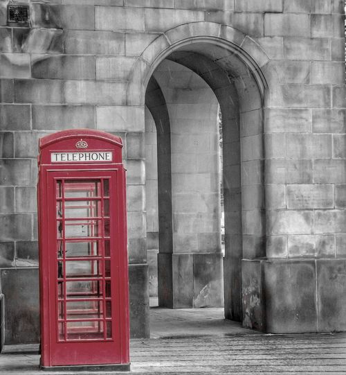 UK telephone box Malephotographerofthemonth Selective Colour Old-fashioned Phone Box Communication Pay Phone Telephone Booth Telephone Red Communication Arch Text Architecture Built Structure Information