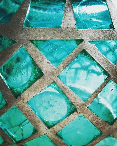 Mosaic Glass Blue Aqua Cyan Teal Grout Morrocan Item Pocket_colors 9vaga_colorblue9 Tv_colors Tvc_uc_turquoise