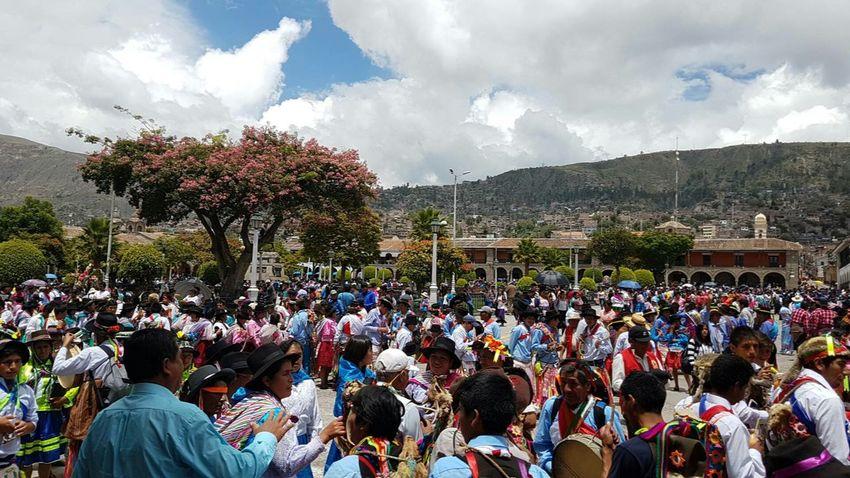 Celebration Peru S7edgephoto Peruvian Cloud Semana Santa Ayacucho Perú