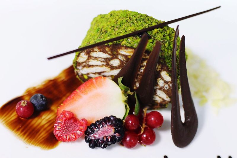 Mozaik cake