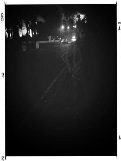 Taking Photos Latenight Mybby :) ♥