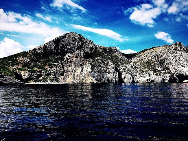 Rock Mallorca🌞 Mallorca Water Sea Sea And Rocks Spain ♥ SPAIN Mediterranean