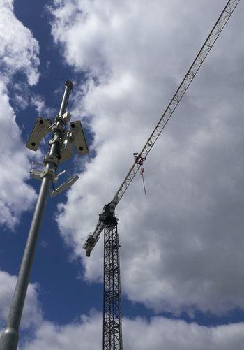 Crane Cctv Sky