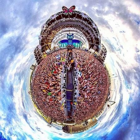 World Tomorrowland Photo Photography
