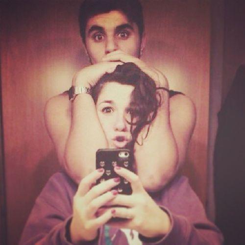 Sovrastata dai muscoli Enorme InstaSerena InstaMarco Couple cute love followme photooftheday picoftheday