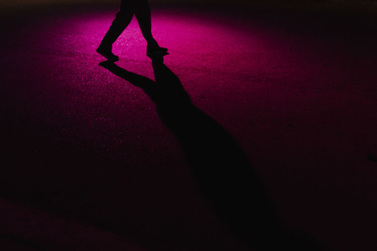 Human Body Part Human Leg Leisure Activity Low Section Nightlife Performance Real People Shadow Silhouette The Street Photographer - 2018 EyeEm Awards The Creative - 2018 EyeEm Awards