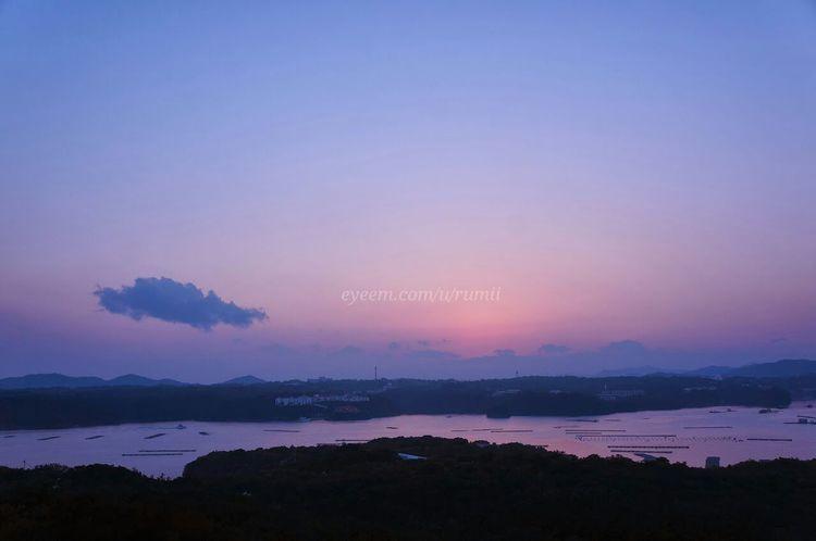 賢島 Sky_collection Sunsetporn EyeEm Best Shots EyeEm Nature Lover