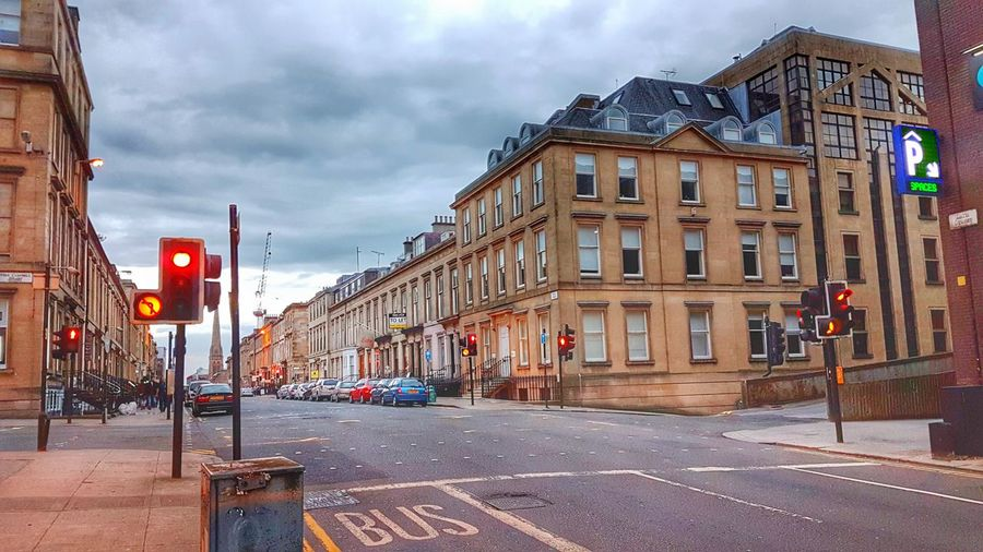 Bath Street Glasgow  Uk Scotland Bestcityintheworld