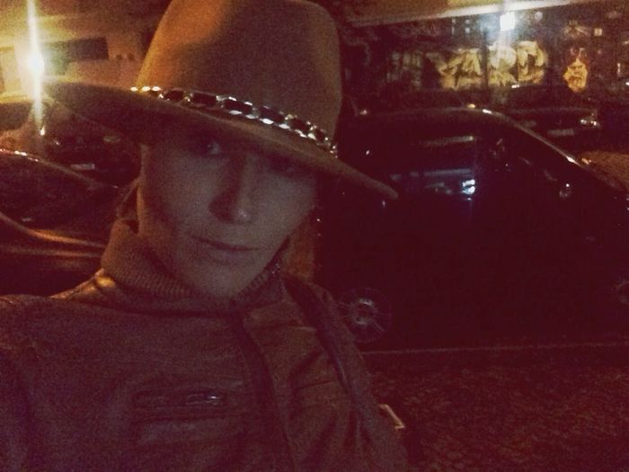 ThatsMe in a Hat Which I like very much