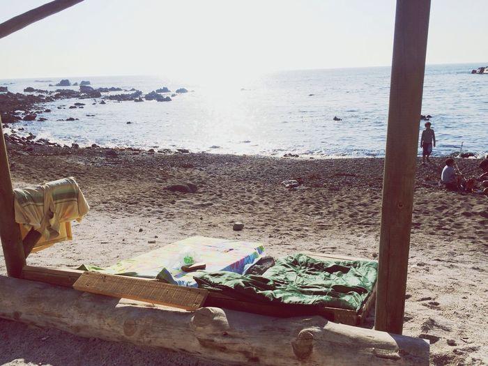 Mañana playa otra vez !