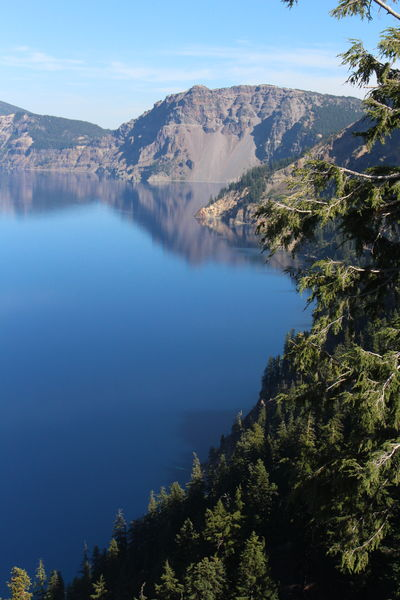 Beauty Beauty In Nature Crater Lake Lake View Perfect Perfect Match Water