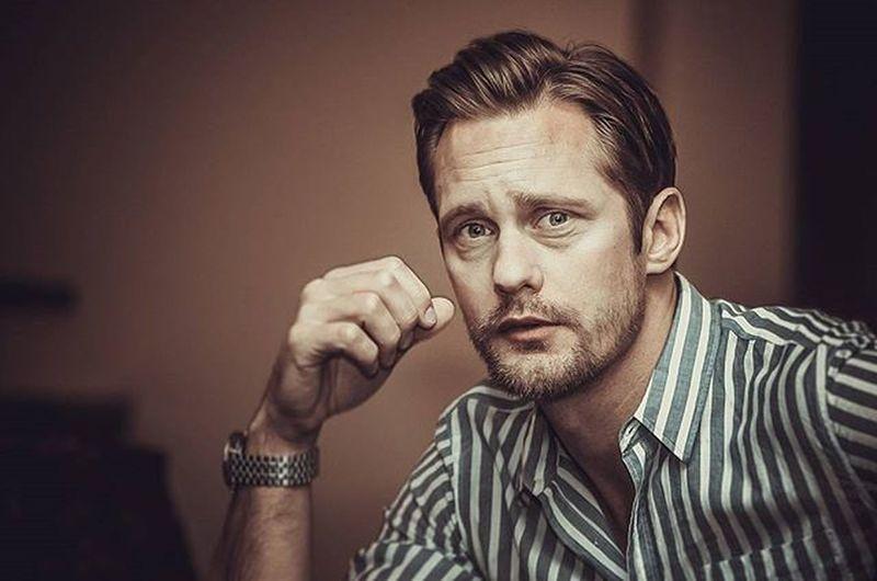 Alexander Skarsgard / actor Diaryofateenagegirl Trueblood Alexanderskarsgård
