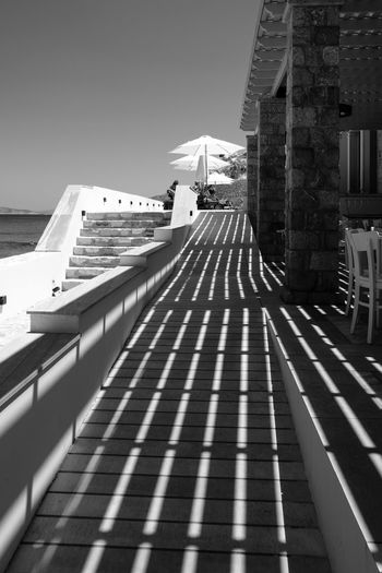 Aretanasa Hotel - Aegean, Greece 2018 Aegean Halki Lines A Architecture Building Building Exterior Built Structure City Clear Sky Day Direction Footpath Greece Hotel Minimal Nature No People Outdoors Shadow Sky Sunlight The Way Forward Transportation Water Capture Tomorrow My Best Photo 17.62°