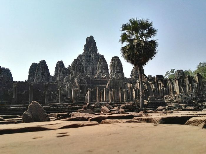 Ta Phromn Cambodia
