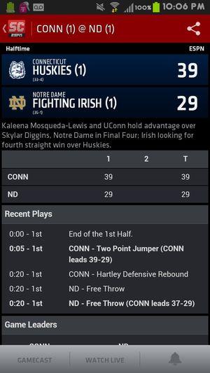 lets goooooooooo!ヽ(^。^)ノ come on UCONN lets beat them irish #championshipbound #numberonefan ♡♥♡♥♡♥♡♥♡♥♡♥ ♛♕♛♛♛♕♛♕♛♕♛♕