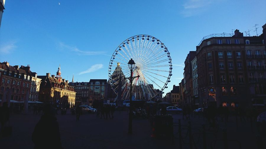 Lille Ma Ville Citylights My Student Life