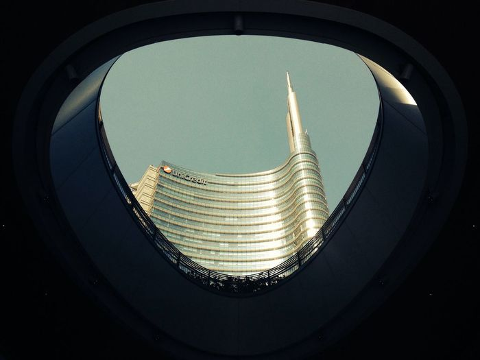 Milano Porta Garibaldi Unicredit Bank Expo 2015