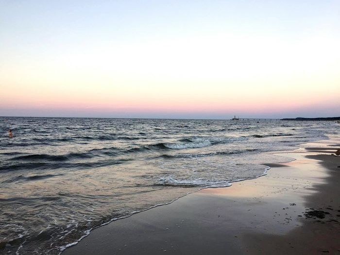 Sunset Sunset_collection Narure_collection Naturelovers Baltic Sea Ostsee Waves Holiday