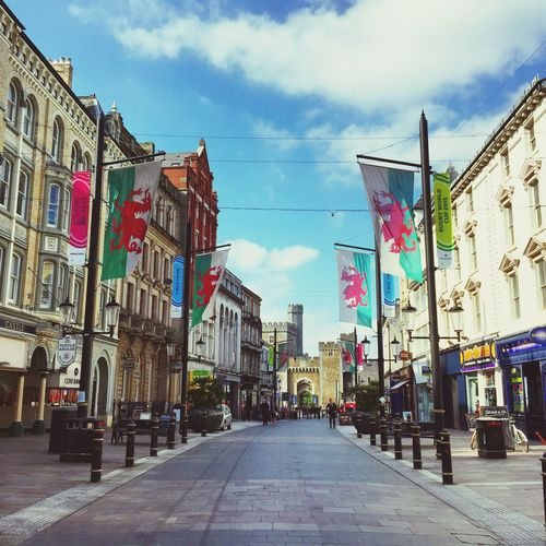 Cardiff - Wales