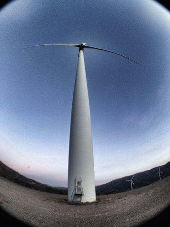 Parque Eolico Energy Molinos