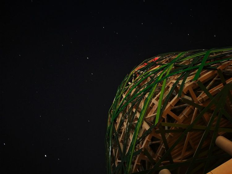 Museo del Mundo Maya, MID, YUC, MEX. Mérida Yúcatan Leica Lens Night No People Sky Outdoors Nature Astronomy First Eyeem Photo