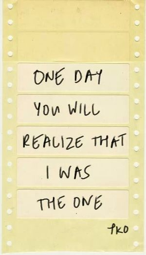 one day one day :'(... Quote Quotes :-(