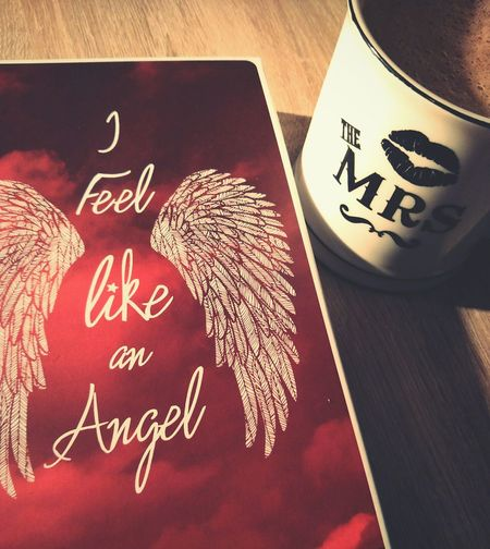 It's not much we need...I think... right? Just some moments alone with ourselves, to home in on what's important in life and what's not, or maybe just to give back the wings to our soul... Coffee Time Writing Time Feeling Creative Ready To Write Red Notebook Spending Time With Myself