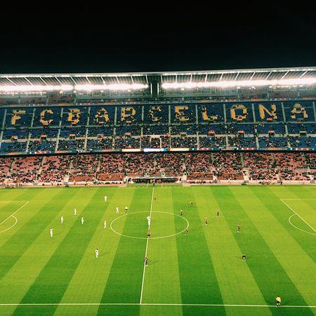 Copa del Rey: Barcelona 5-0 Elche. Teve gol de Messi, de Neymar, de Suarez. SPAIN Barcelona Barcelona2015 Barcelonainspires CampNou vscocam