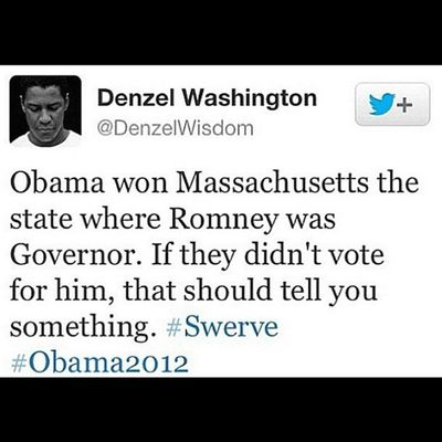 Speaks volumes about Romney !!!