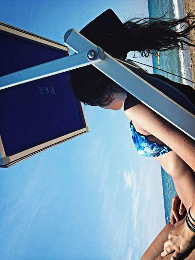 Mon Petite Amour Seaside Relaxing Taking Sun [bennapenna]
