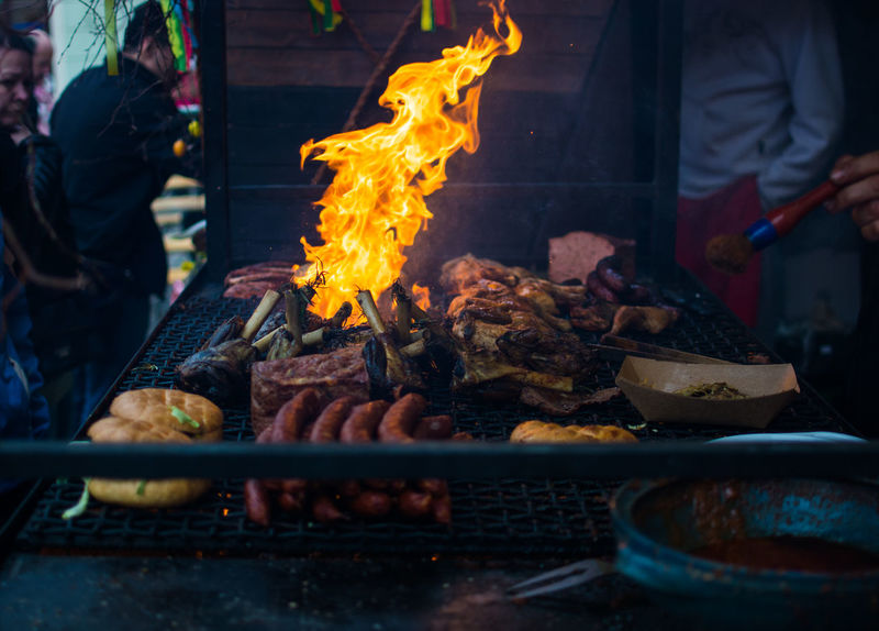 Easter Markets in Cesky Krumlov Barbecue Barbecue Grill Cooking Easter Easter Market Easter Ready Eye4photography  EyeEm Best Shots EyeEmBestPics Fire Flame Food Food And Drink Food Porn Foodphotography Foodporn Freshness Grilled Heat - Temperature Meat Nikon Nikonphotography Preparation  Taking Photos Taking Pictures