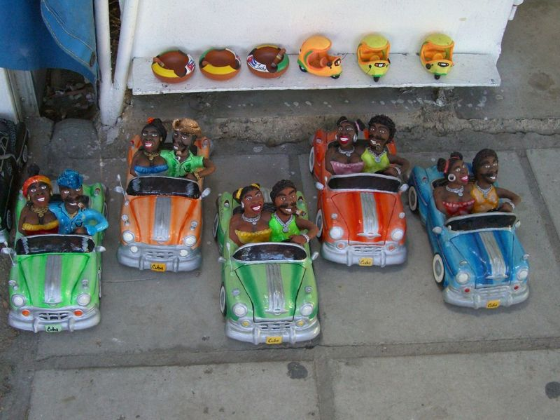 Cuban Souvenirs Arrangement Ashtrays Choice Close-up Coco Taxi Composition Cute Full Frame Fun Funny Humorous Multi Colored No People Outdoor Photography Side By Side Souvenirs Still Life Tourism Tourist Attraction  Tourist Destination Toy Cars Toys Varadero Variation