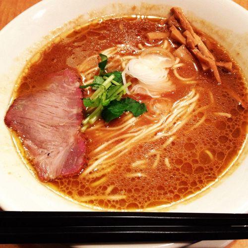 近年稀にみる奇跡の一杯(°_°) 味噌そば@ Japanese Soba Noodles 蔦 Ramen IPhoneography Traditional