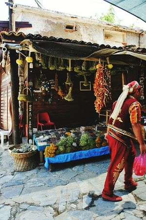 Turkey Izmir Sirincevillage Walkabout Traveling