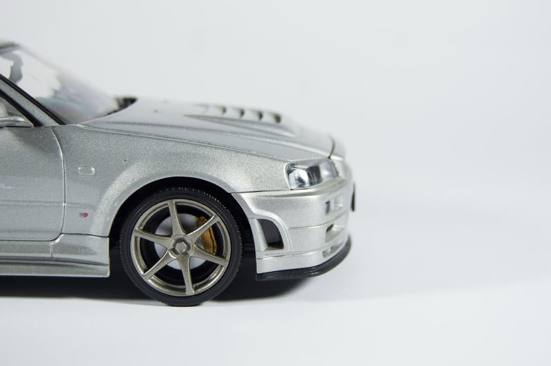 Automobile Automotive Automotive Photography Car Cars Close-up Diecast Diecastphotography Japan Japan Photography Japanese  Jdm JDM Cars Nissan Nissan GTR Nissan Skyline Silver  Skyline Toy Toy Photography Toyphotography Toys Vehicle Wheel White Background The Week On EyeEm EyeEmNewHere