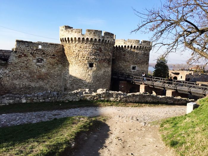 İstanbul kapısı Sırbistan Gate İstanbulgate Belgrade