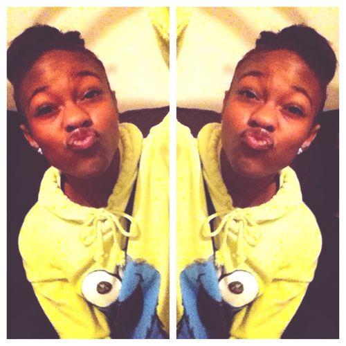 Duck Lips !!!