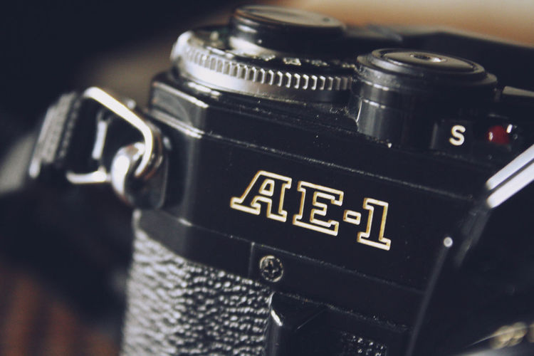 Camera - Photographic Equipment Close-up Extreme Close-up Focus On Foreground Indoors  Memories Selective Focus The Past