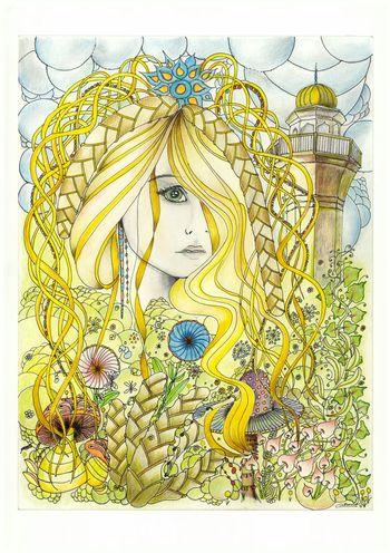 Art Creativity Multi Colored Personally Draw Crayon Dessin Couleur Dessin Perso