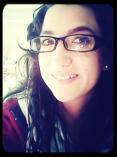 That's Me! With My Beautiful SMILE(: