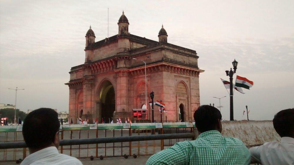 India Gatewayofindia Navy Heritage