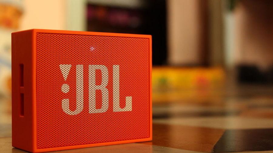 Bluetooth Speaker JBL GO Music Speaker