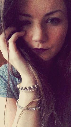 Lipstick Czechgirlgirl